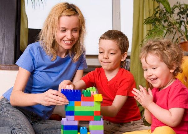 Учим и воспитываем ребенка