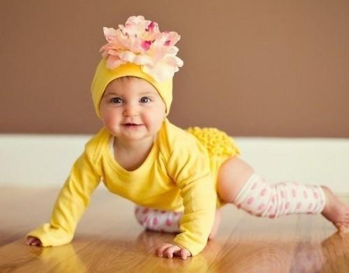 Увеличение подвижности малыша